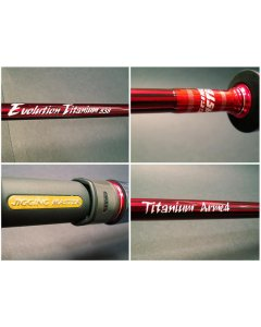 Jigging Master Evolution Titanium