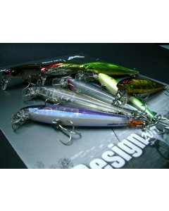 Nories Laydown Minnow Wake Regular