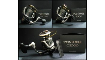 Shimano, New Twin Power
